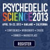 Psychedelic Science Conference 2013